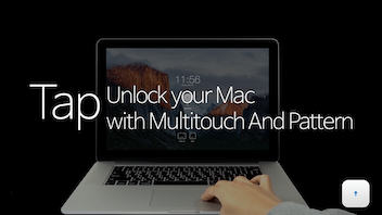 Tap - Unlock Your Mac With Multi-touch And Pattern