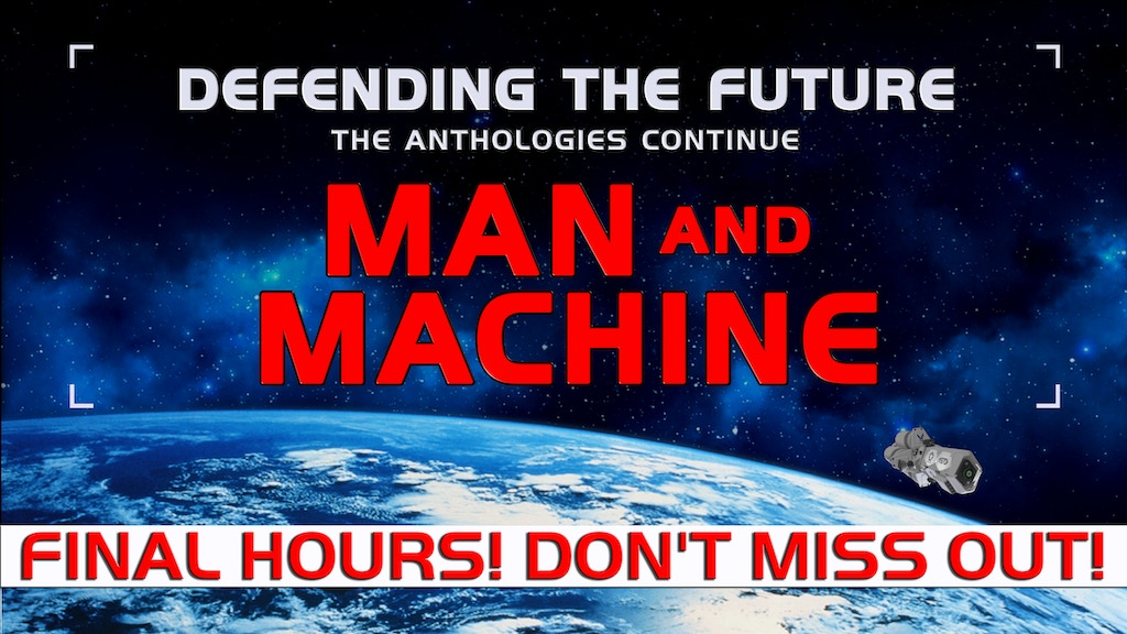 Defending the Future - Man and Machine - Military Sci Fi project video thumbnail
