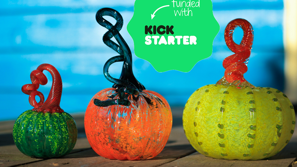 Pumpkin Power - The Magic of Creative Glass Blowing project video thumbnail