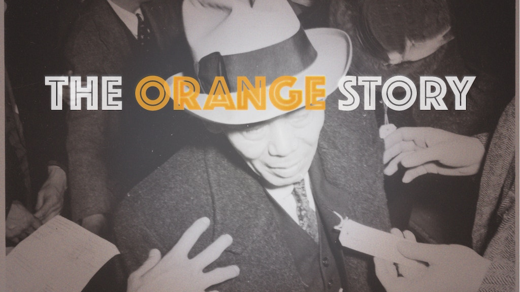 The Orange Story: A Cinematic Digital History Project project video thumbnail