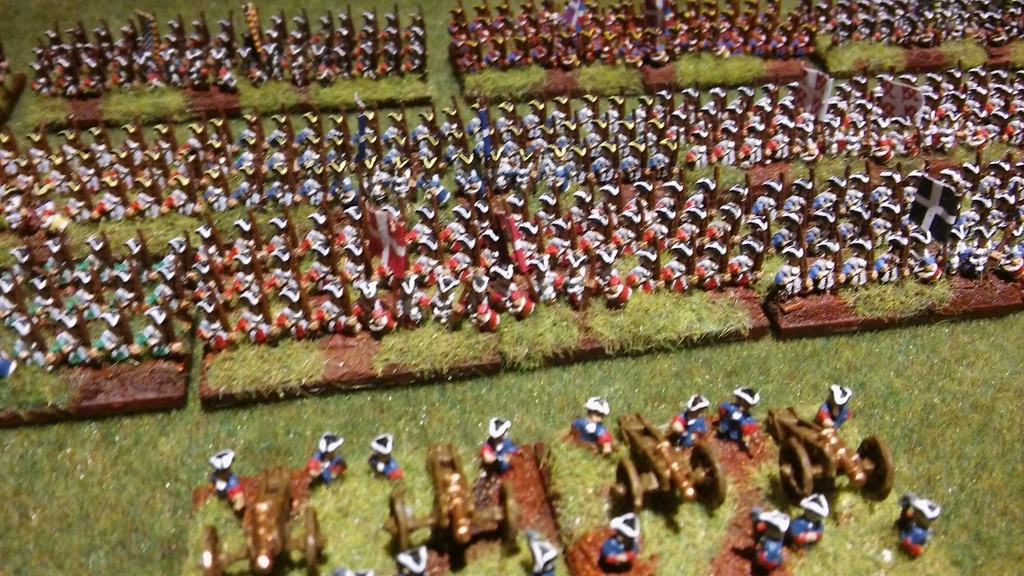 Project image for 18th and 19th century painted Wargames Armies in 6mm