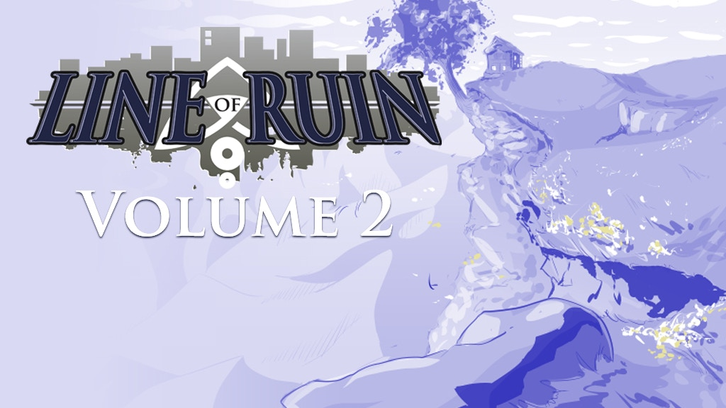 Line of Ruin Volume 2 : A Graphic Novel project video thumbnail