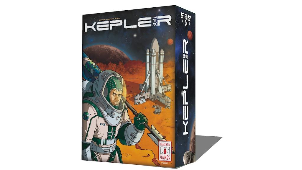Kepler-3042 project video thumbnail