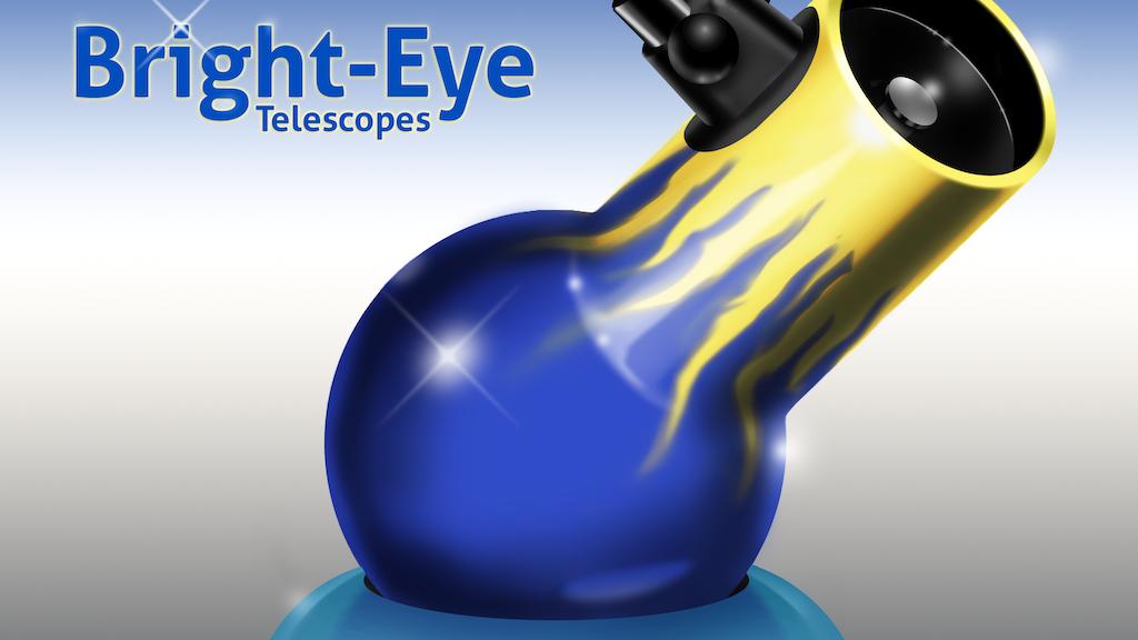 Bright-Eye Telescopes project video thumbnail