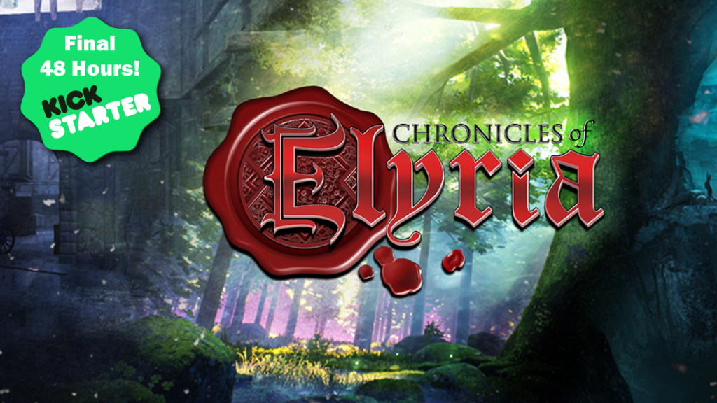 Chronicles of Elyria - Epic Story MMORPG with Aging & Death project video thumbnail