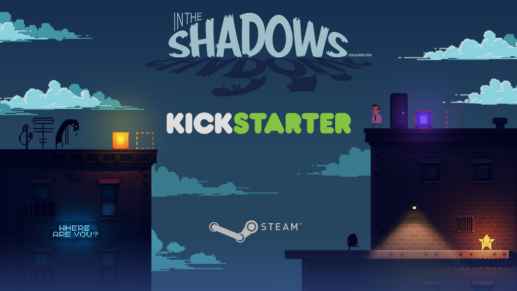 In The Shadows for Steam, PS4, XBox One project video thumbnail
