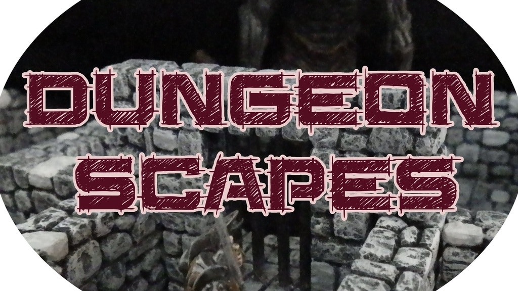 Project image for DungeonScapes