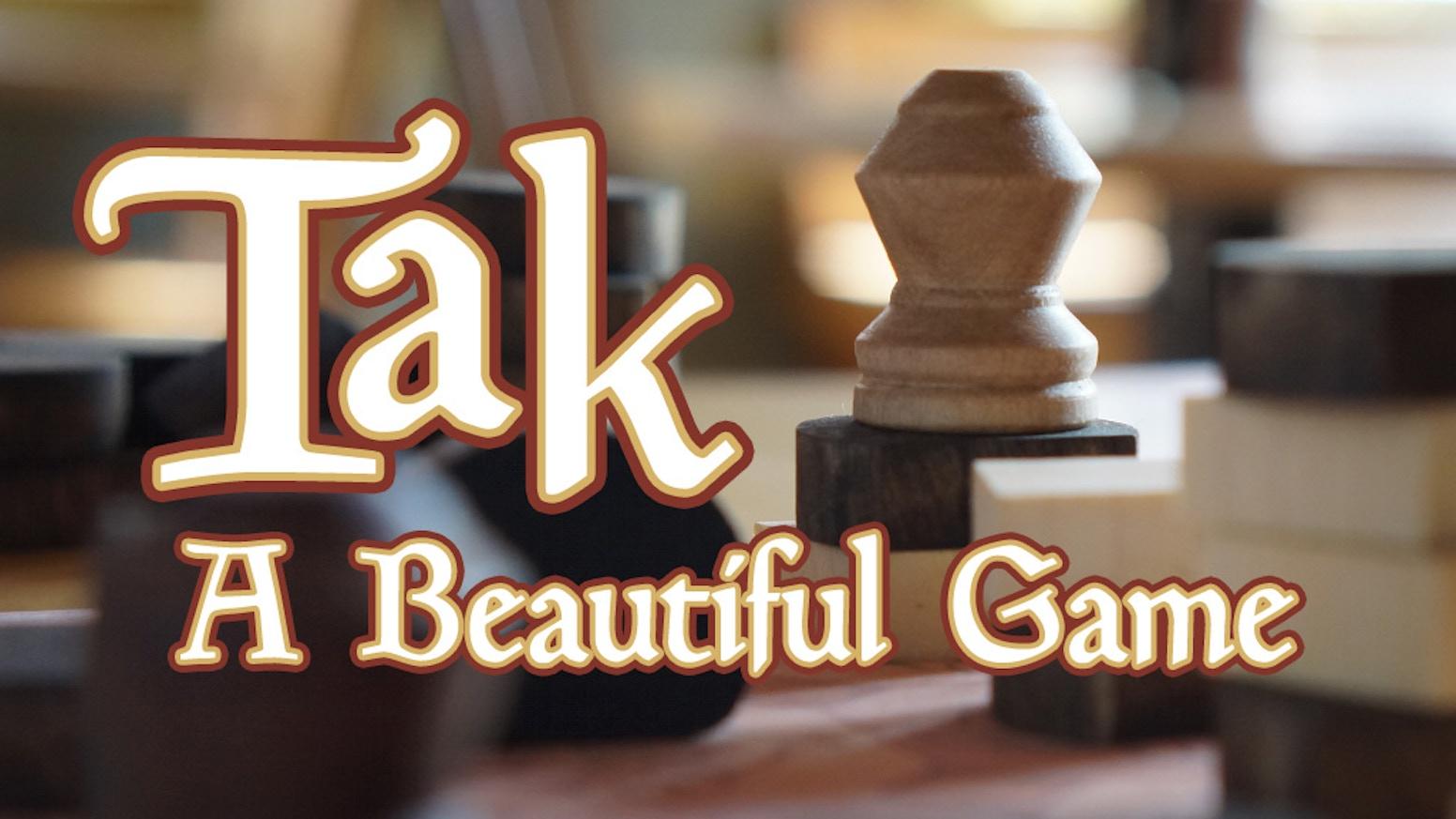 Tak: A Beautiful Game by Cheapass Games — Kickstarter