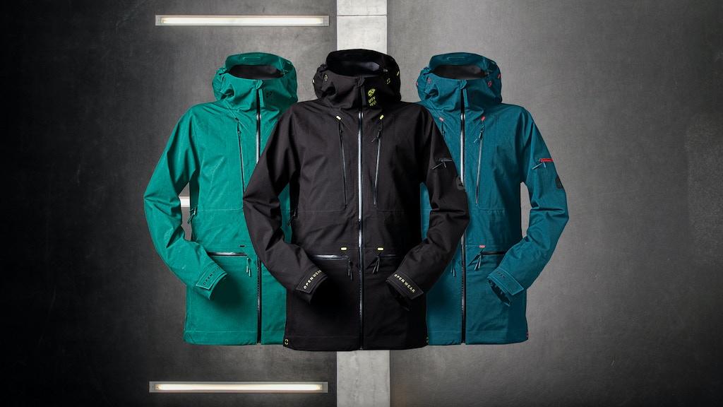 Open Wear: Open One | The Best Powder Ski & Snowboard Jacket project video thumbnail