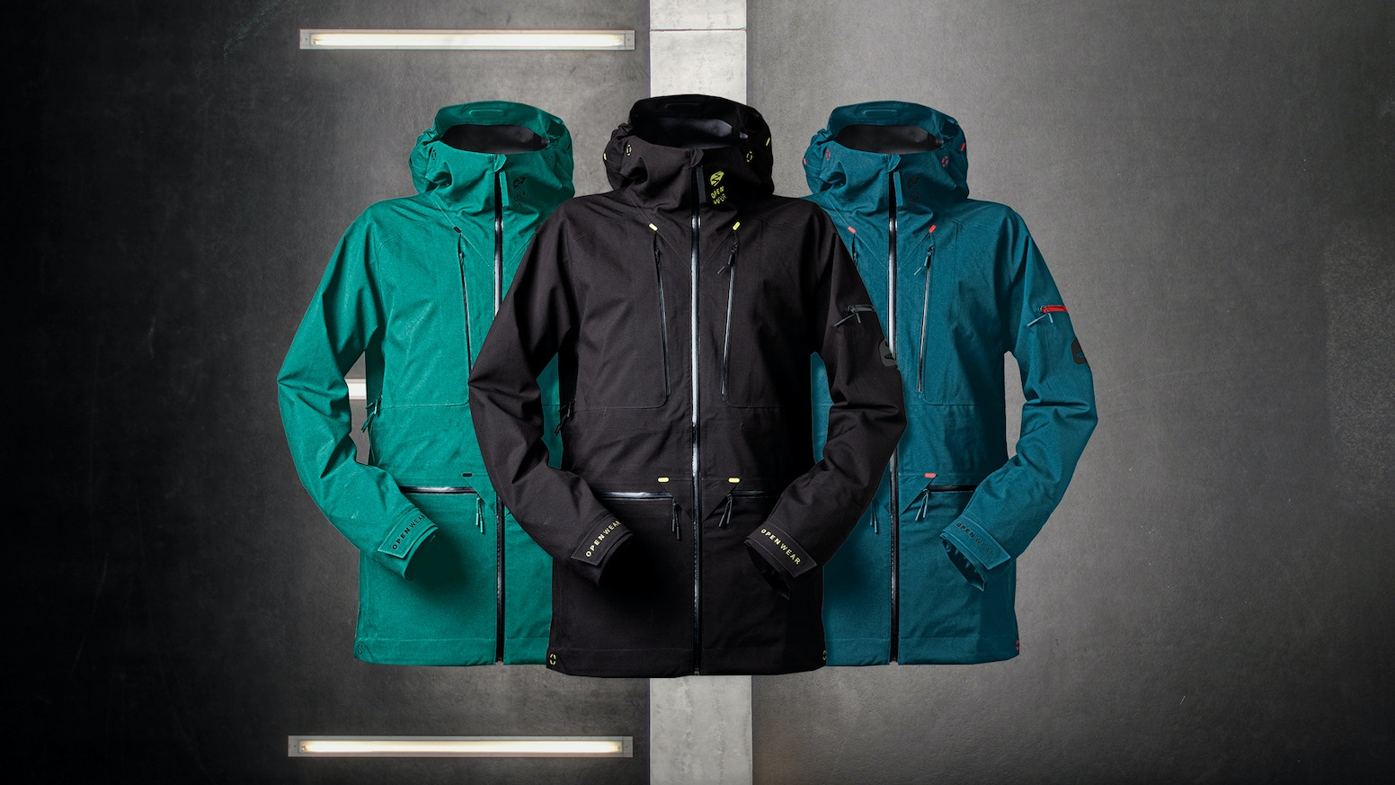 Made of high performance, eco-friendly materials. Packed with useful features. Made affordable by the most open outerwear company.
