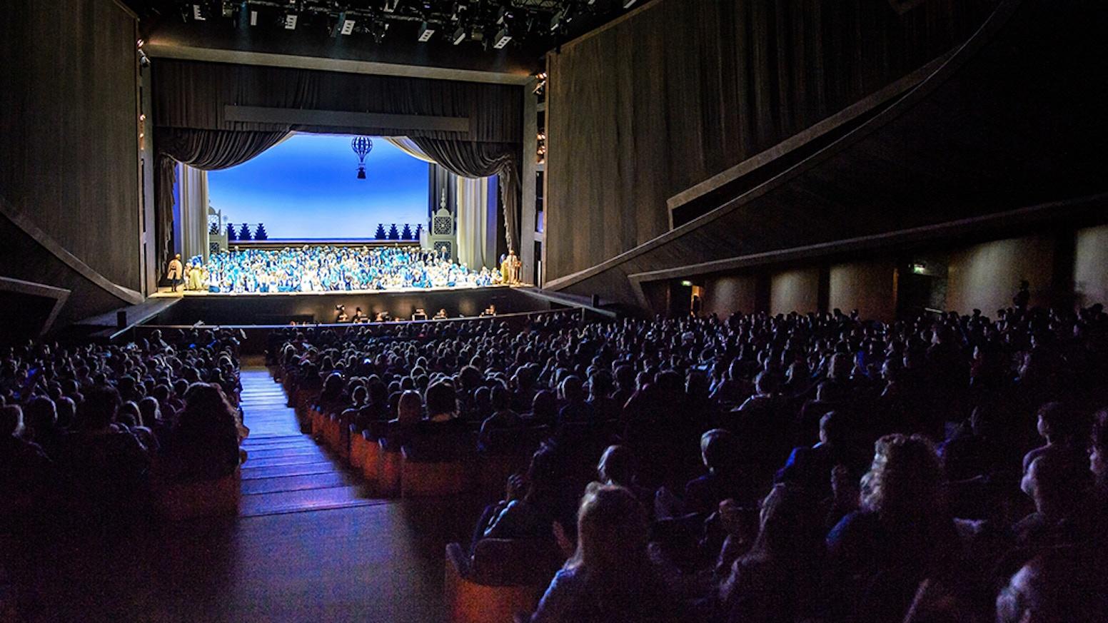 The Opera Di Firenze Presents Opera For Everybody By Opera