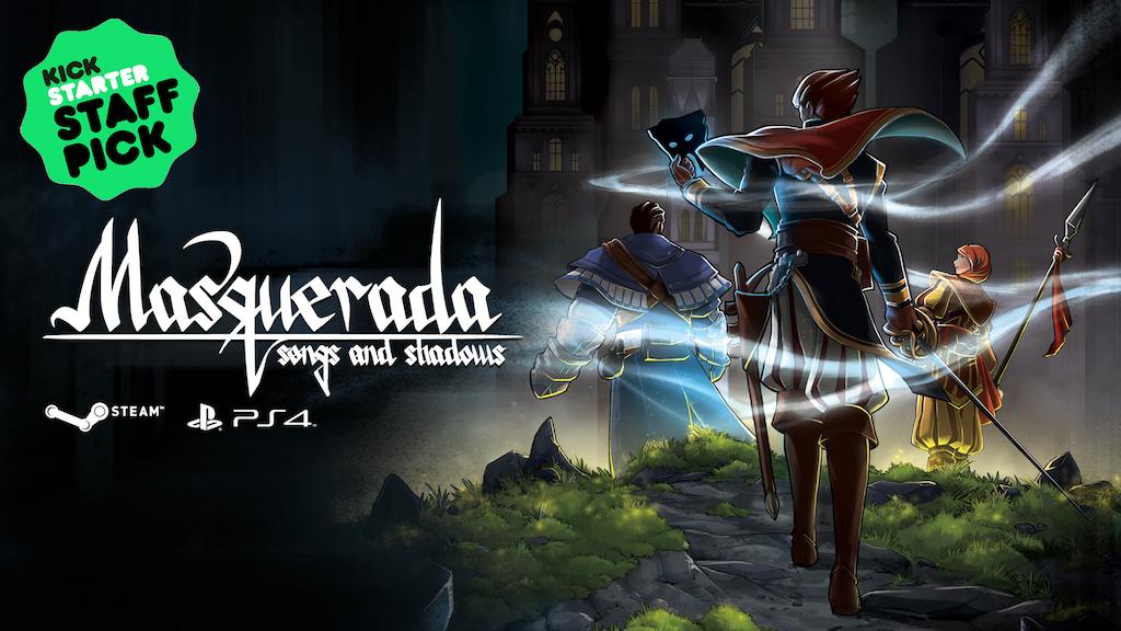 Masquerada: Songs and Shadows project video thumbnail