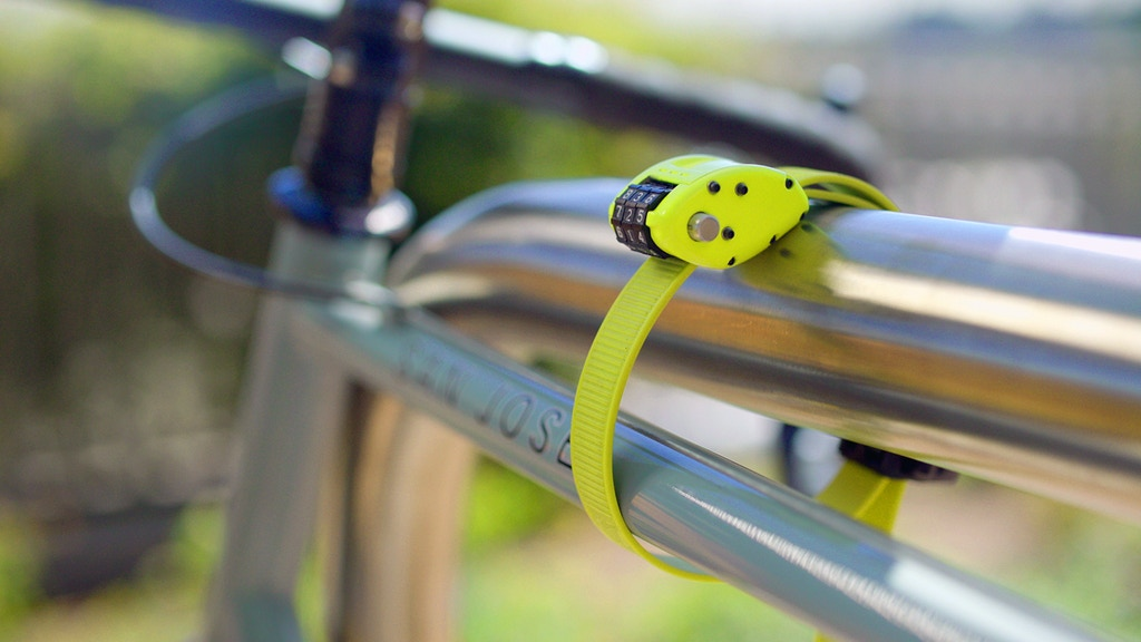 OTTOLOCK™ ● The Go-Anywhere Cinch Lock for Bikes & More project video thumbnail