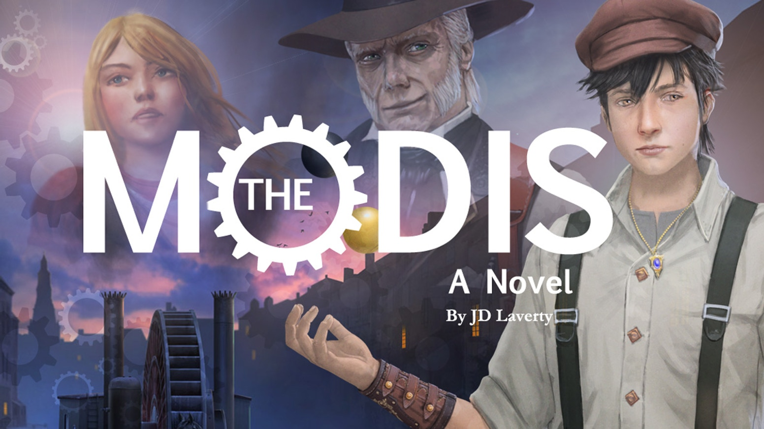 This Young Adult fiction is meeting the need for morally clean entertainment, while delivering an exciting adventure for young people. The Modis is an exciting steampunk adventure novel set in the early 1800s.