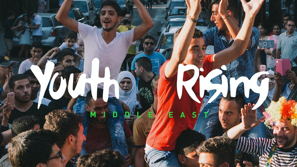 Youth Rising: Middle East - A Come&Live! Documentary project video thumbnail