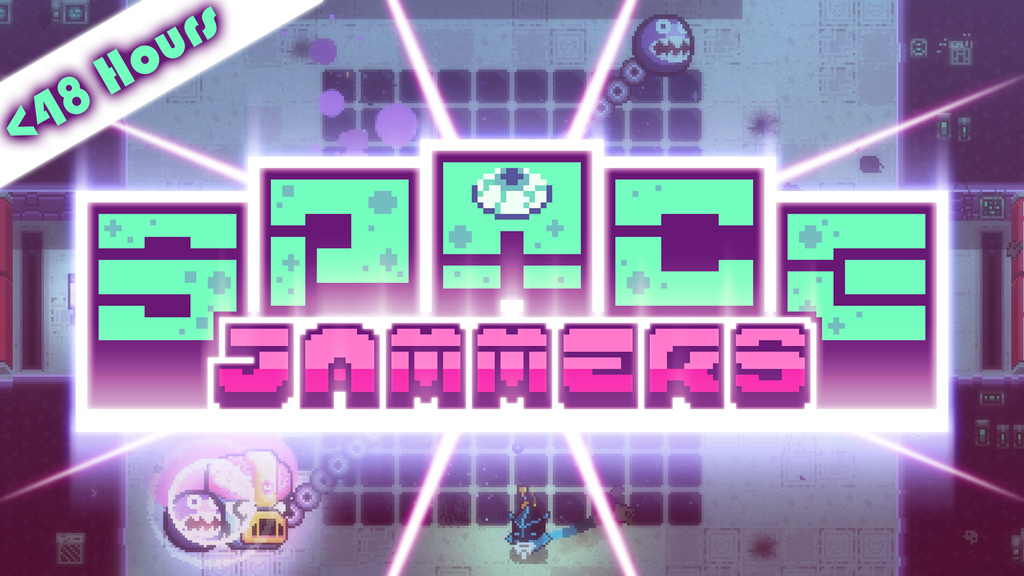 Space Jammers: Cooperative Party Shooter project video thumbnail