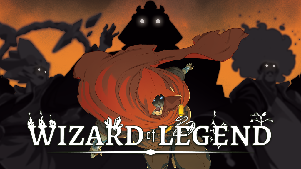 Wizard of Legend project video thumbnail