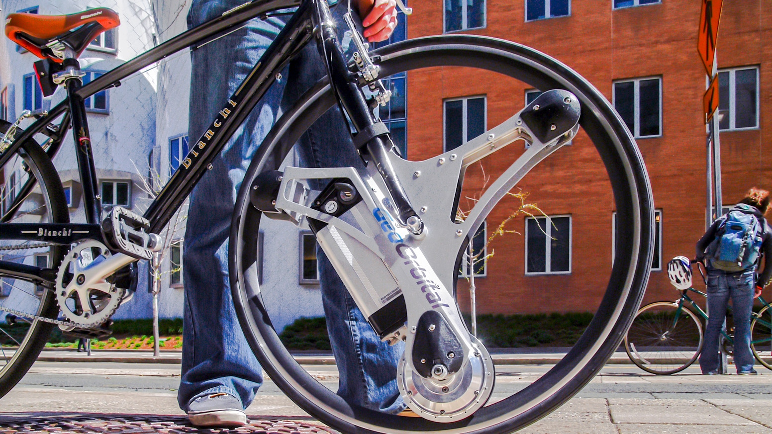 Use your bike to go up to 20 miles per hour for up to 20+ miles - quick installation, universal compatibility.