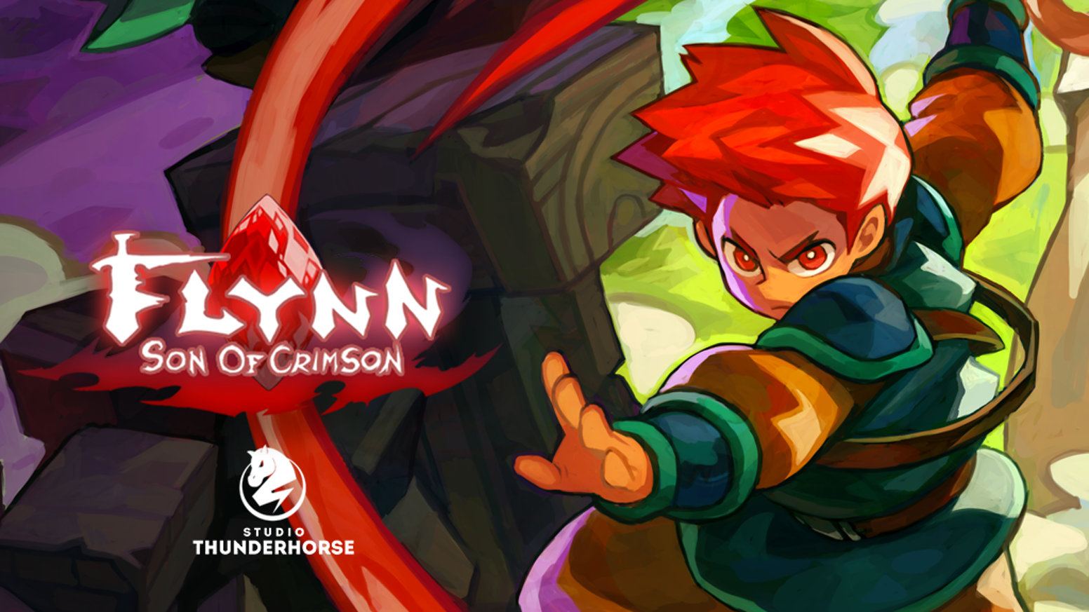 Using the ancient gift of Crimson, take on the role of Flynn to halt the Scourge on the land. A beautifully crafted pixel adventure.