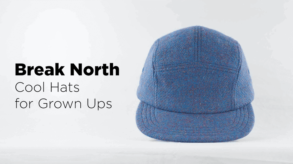 Break North: Cool Hats for Grown-Ups project video thumbnail