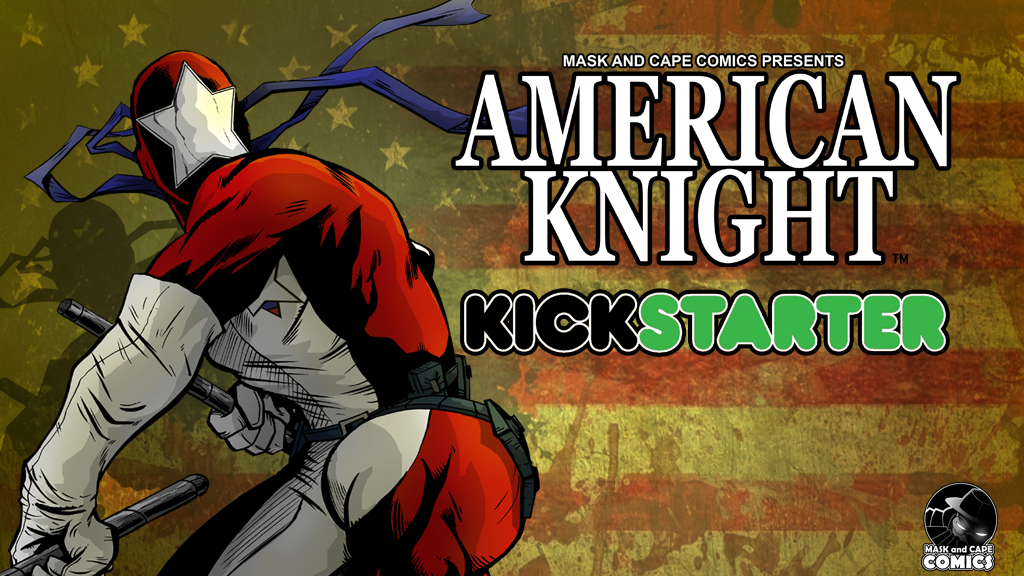 American Knight #1 project video thumbnail