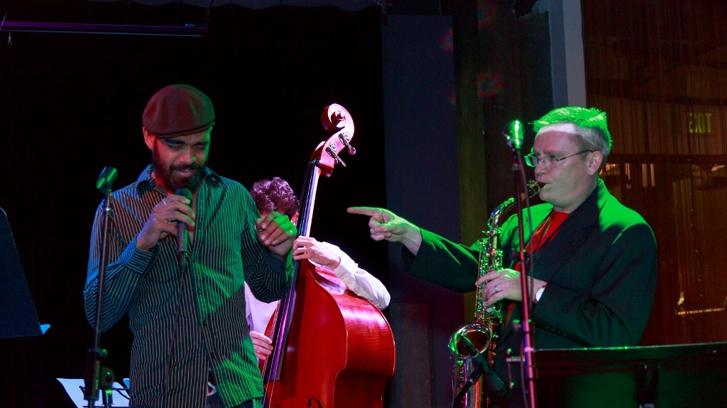 Chaz Lipp Groove Tripp - Jazz Album ft Sanjaya Malakar project video thumbnail