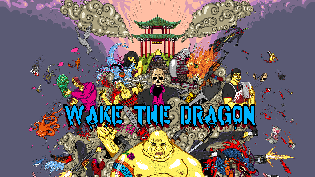 Wake The Dragon project video thumbnail