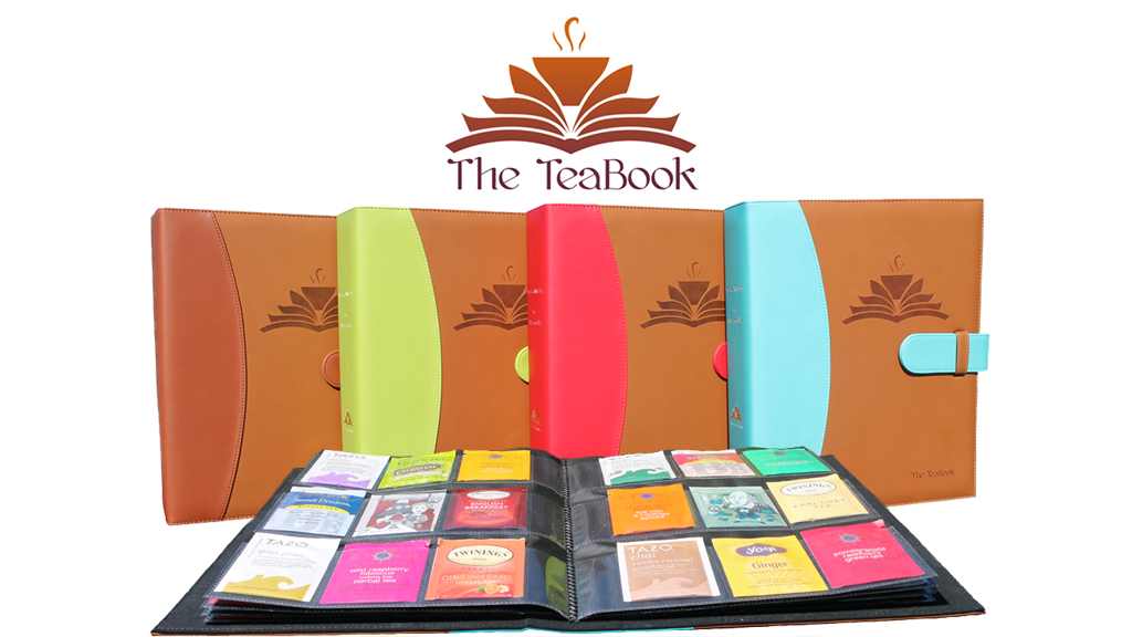The TeaBook - The Best Way to Store, Share & Serve Your Tea project video thumbnail