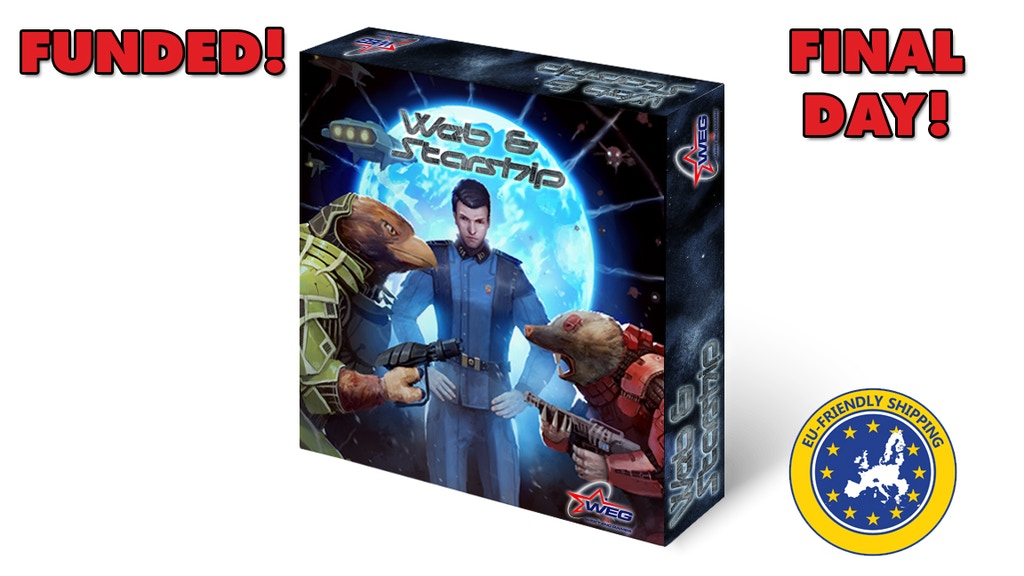 Web & Starship — Greg Costikyan's classic SF game project video thumbnail