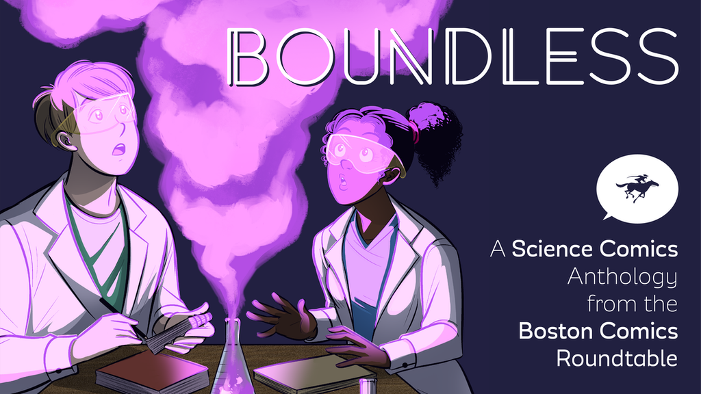 Boundless Vol. 1: A Science Comics Anthology project video thumbnail