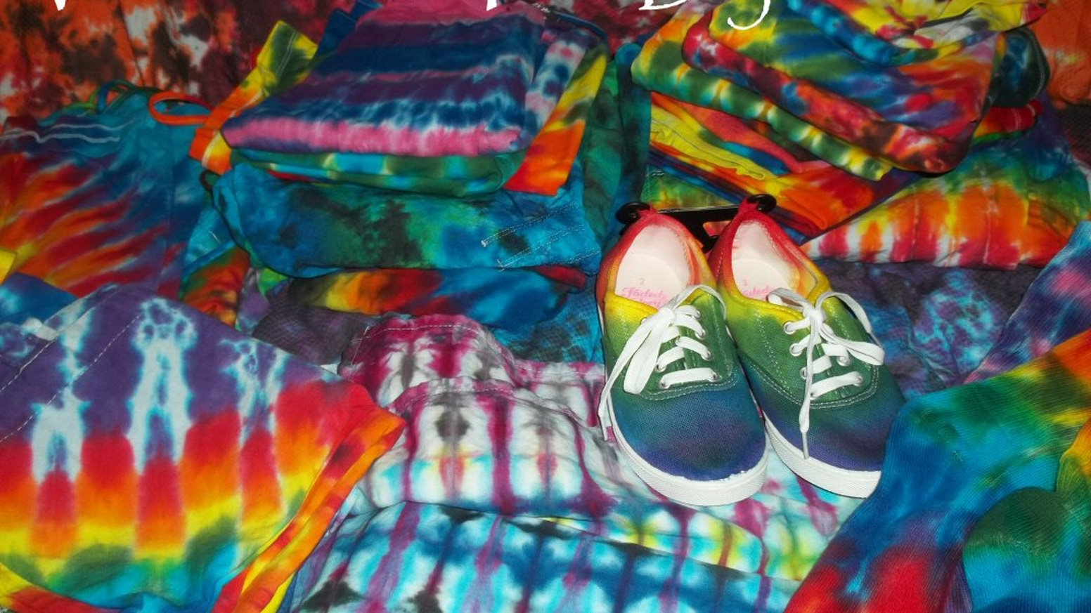 I want to start a Tie Dye company. We plan to sell at local festivals!
