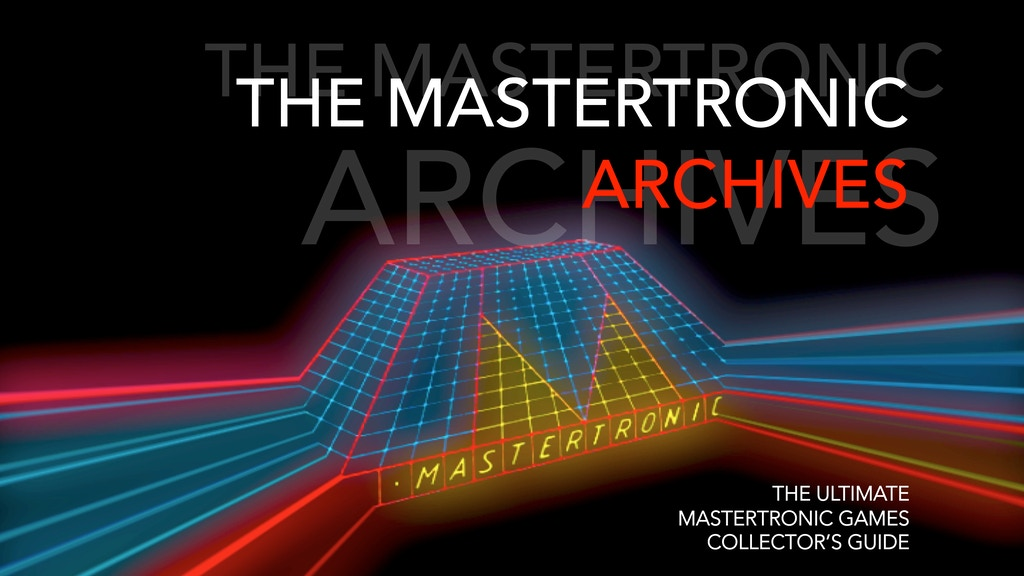 The Mastertronic Archives By Player One Books Kickstarter
