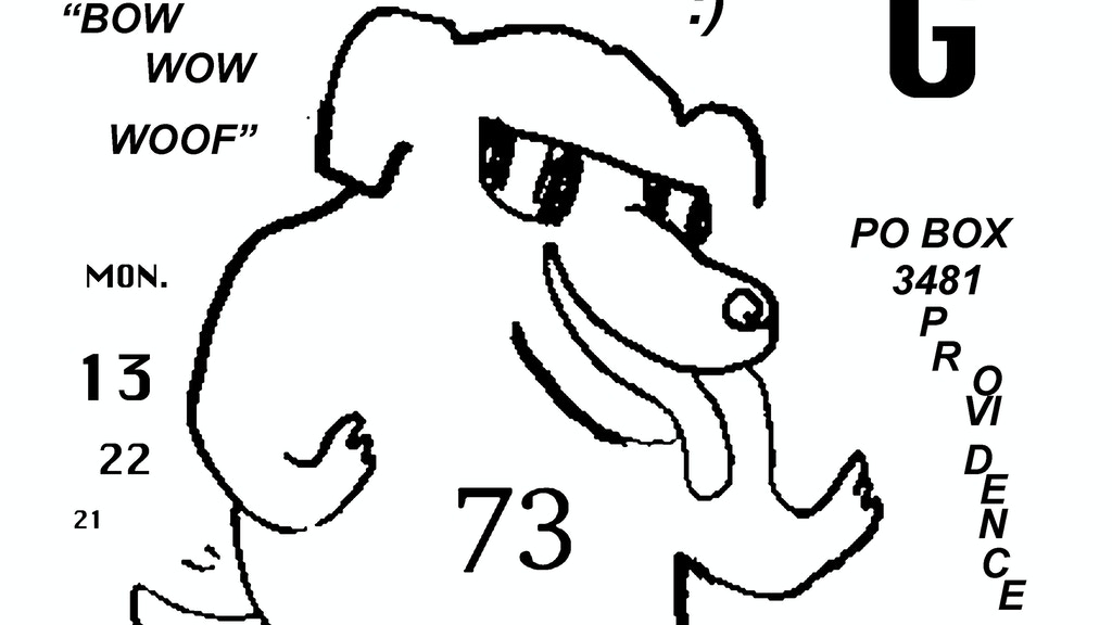 COOL DOG ANNUAL STICKER FUND 2016 project video thumbnail