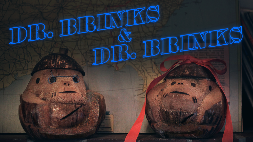 Dr. Brinks & Dr. Brinks: an Explosive Bolts feature film project video thumbnail
