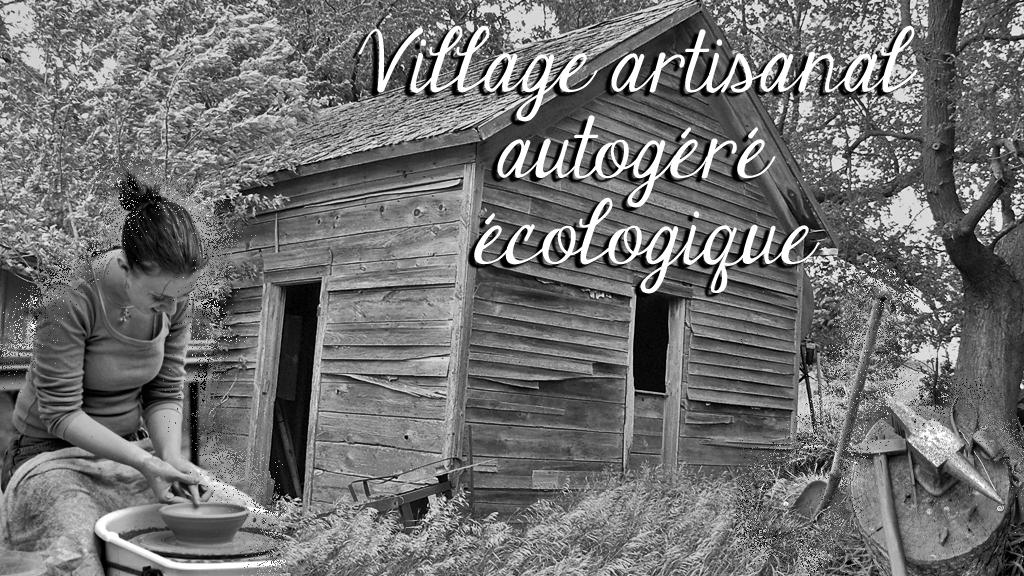midgard village artisanal autog r cologique by koma kickstarter. Black Bedroom Furniture Sets. Home Design Ideas