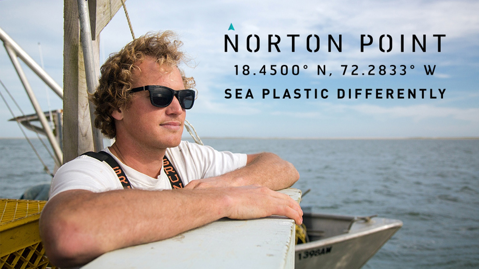 Cleaning our oceans by recovering ocean plastic and turning it into high-end sunglasses.