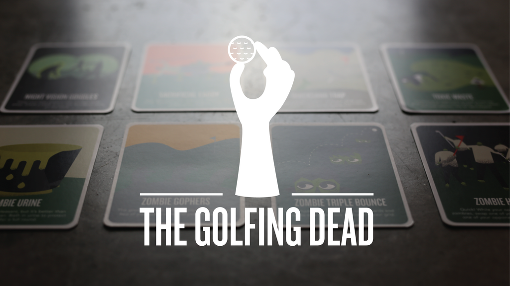 The Golfing Dead project video thumbnail