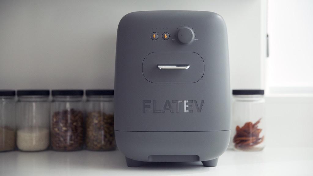flatev - The Artisan Tortilla Maker project video thumbnail