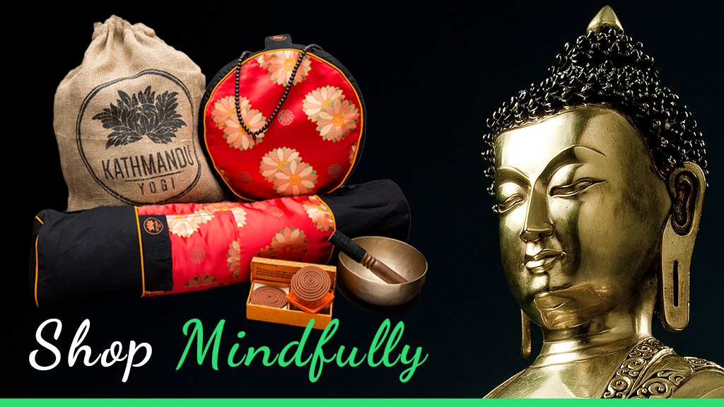 Ethically Made in Nepal Yoga & Meditation Accessories project video thumbnail
