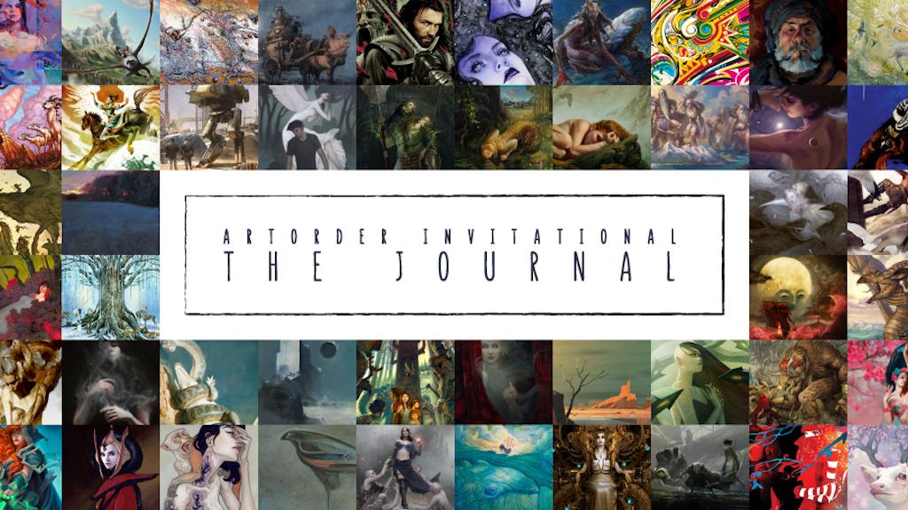 ArtOrder Invitational: The Journal art book project video thumbnail