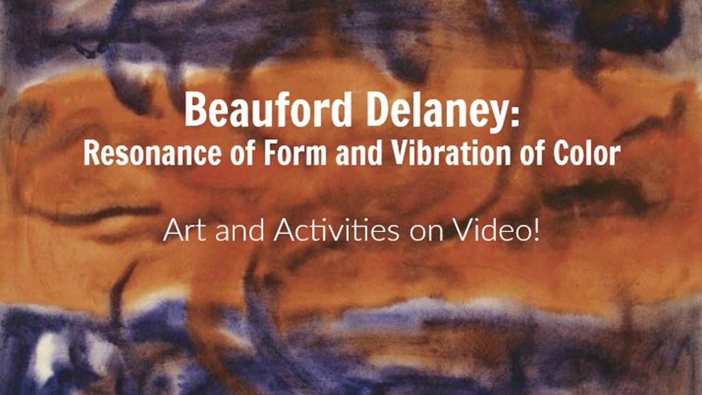 Beauford Delaney: Sharing a Master's Art with the World! project video thumbnail