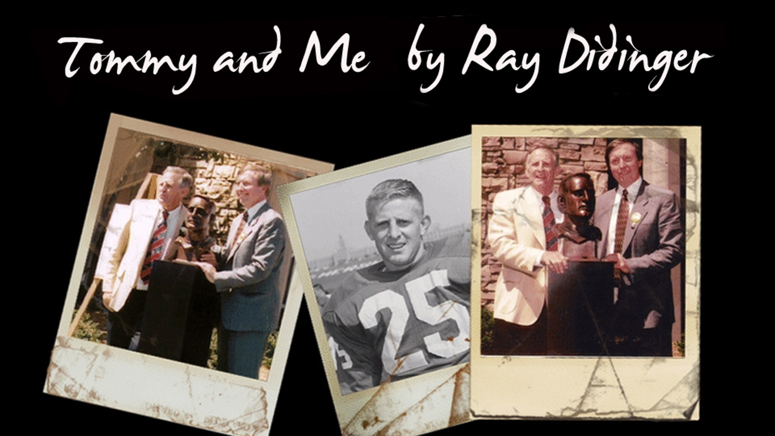011db7deb Tommy and Me by Ray Didinger - Theatre Exile by Theatre Exile ...