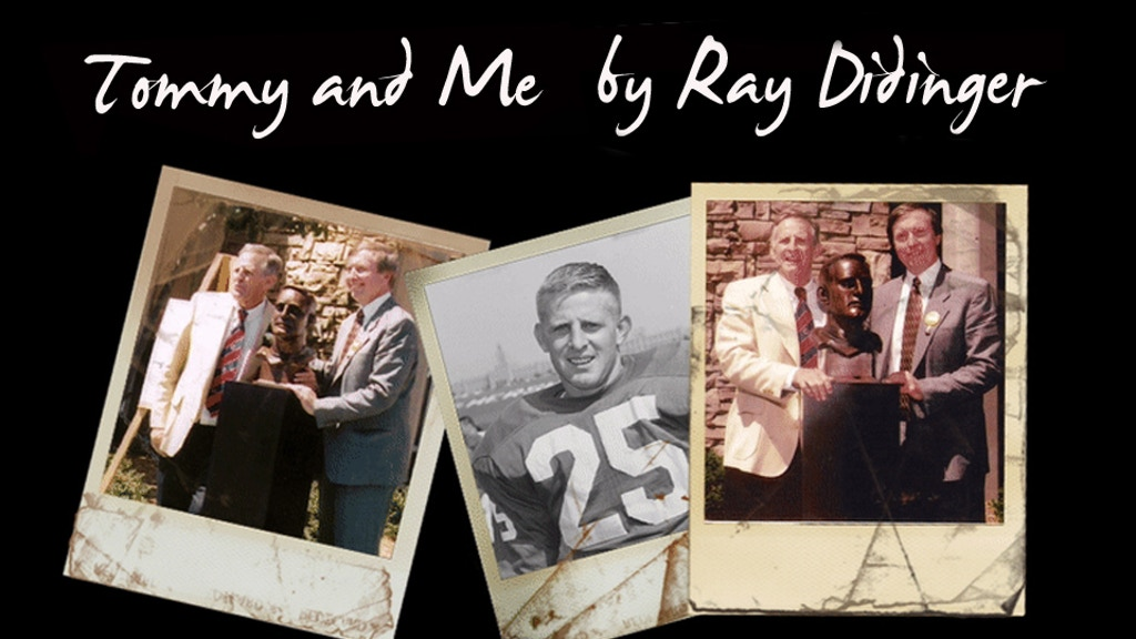 Tommy and Me by Ray Didinger - Theatre Exile project video thumbnail