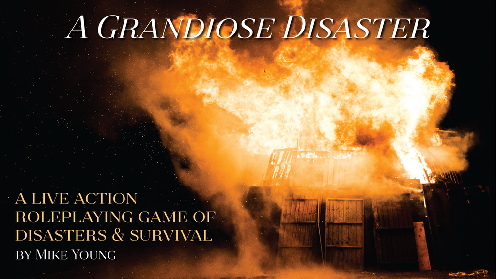 A Grandiose Disaster - A Live Action Roleplaying Game project video thumbnail