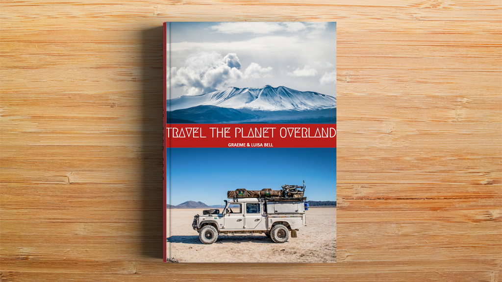Travel The Planet Overland - A Photo Book and Guide project video thumbnail