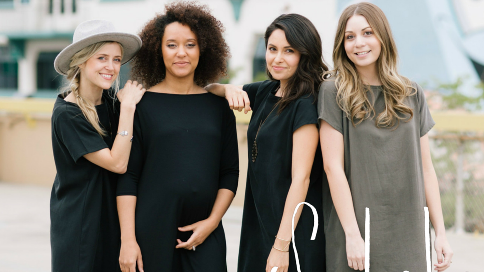 Whenour bodies change, our styles shouldn't have to.Sotela is designed for the everyday ever-changing you. The Essential Dresses span multiple sizes leaving room for ourdynamic bodies to stretch and grow in the beautiful and natural ways they do.
