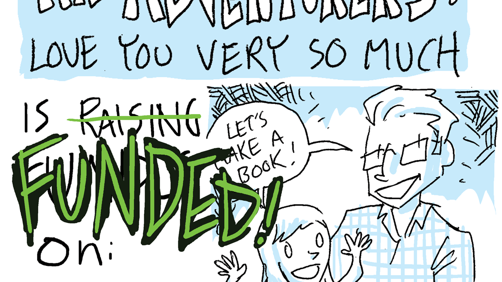 The Adventurers, Vol 1: Love You Very So Much project video thumbnail