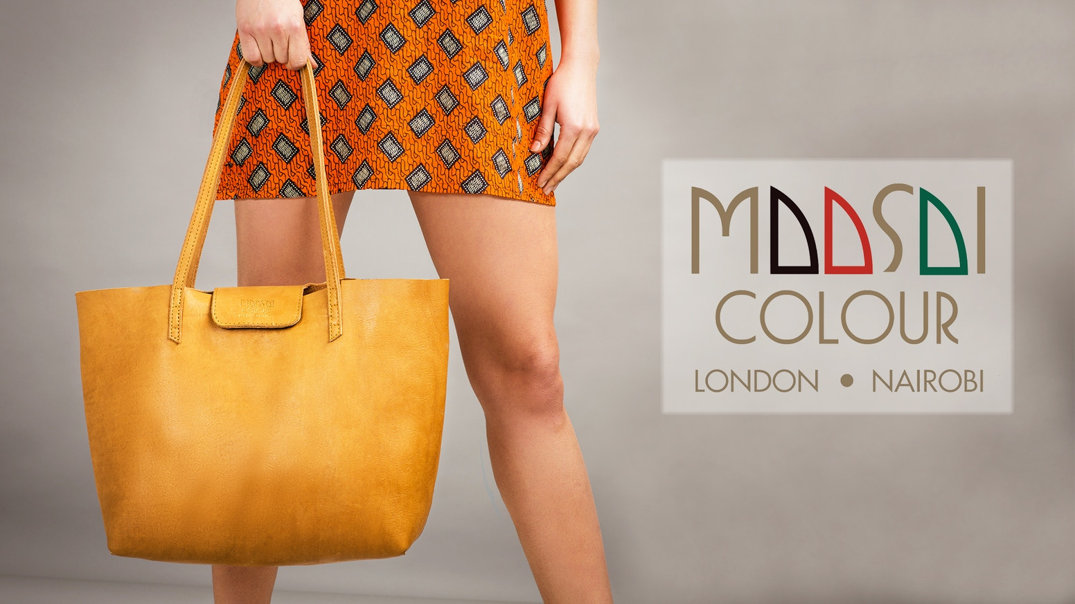 Expertly made luxury handbags - completely unique and customisable by you. The perfect gift! Look good whilst you do good.