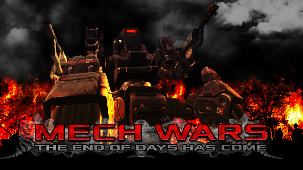Project image for MECH WARS - THE END OF DAYS HAS COME (Canceled)