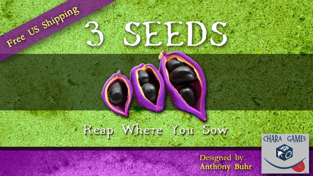 3 Seeds: Reap Where You Sow project video thumbnail